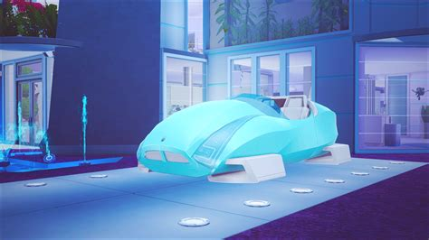 My Sims 4 Blog Ts3 Into The Future Car Conversions Part 1