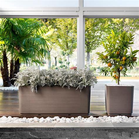 vasi da esterno in plastica fioriera a cassa per esterno di grandi dimensioni indy
