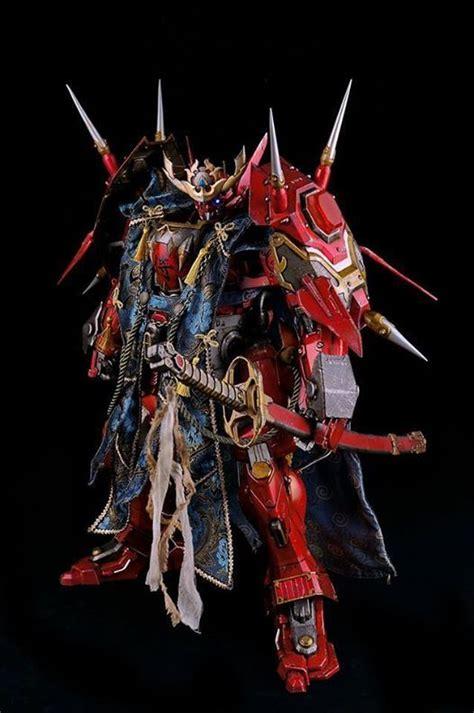 captain form 重甲侍鬼 上尉模式 full metal ghost captain form mechs robots