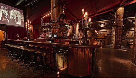 Image Gallery steampunk bar