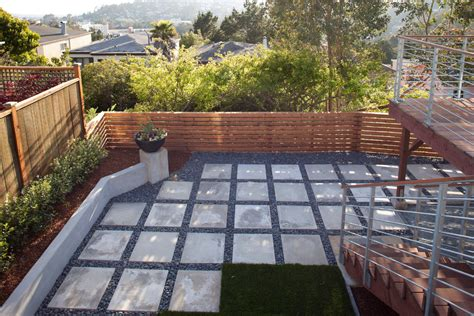 cheap pavers patio contemporary with artificial turf astro