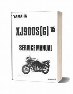 Yamaha Xj900 95 Service Manual