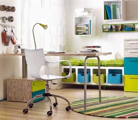 Kinderzimmer Ideen Junge Und Mädchen by Ideen F 252 Rs Jugendzimmer Junge Arbeitsecke T 252 Rkisblau
