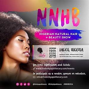 Nigerian Natural Hair Beauty Show 2016 Event Recap