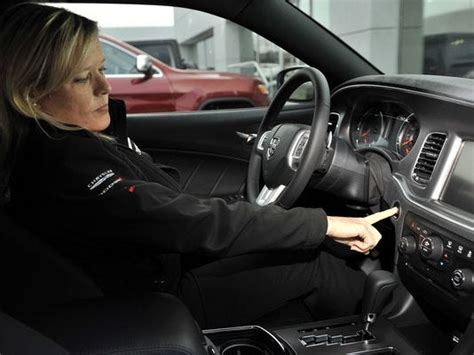 Push-button Start Makes Car Keys Obsolete