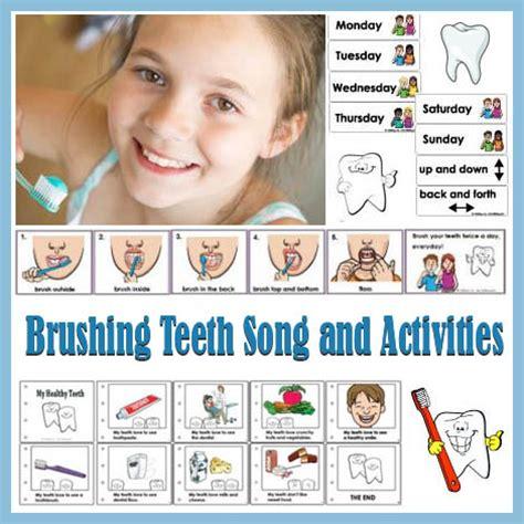 tooth brushing sensory activity kidssoup 407 | brushteethsongKS 0