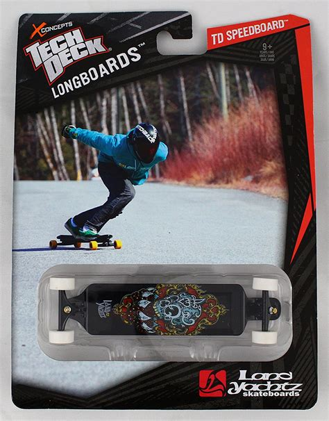Ebay Tech Deck Longboard by 1 Tech Deck Fingerboard Longboard Land Yacht Skull Ebay