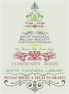 1000 ideas about Relief Society Christmas on Pinterest