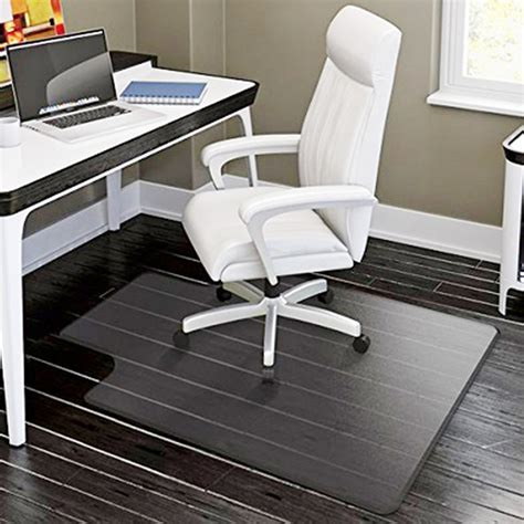 new 48 quot x 36 quot pvc chair office home desk floor mat for