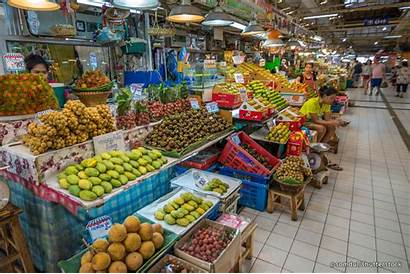 Market Tor Kor Bangkok Budding Imgsrc Fresh