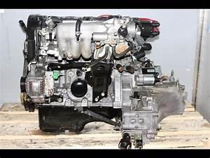 Honda Civic D16a8 1 6l Dohc Engine Long Block