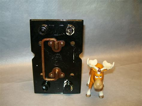 Vintage Wadsworth Fuse Box by General Switch Cp 100 Vintage 100 Fuse Pull Out Lid W