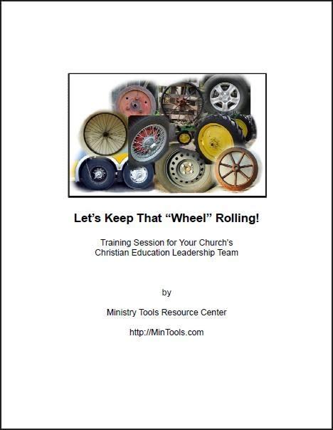 christian education leadership team training