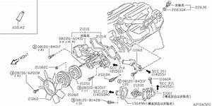 Water Pump  Cooling Fan  U0026 Thermostat For 1998