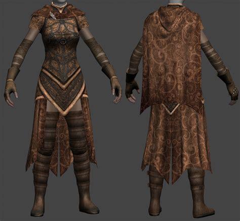 Oblivion Light Armor by What The Oblivion Happened To Light Armors Elder