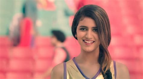 priya prakash varrier first film priya prakash varrier wins her first award ibtimes india