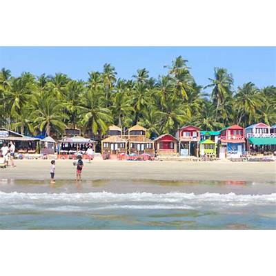 Travel World Blog: PALOLEM BEACH
