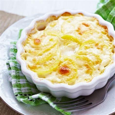 cuisine minceur az recette gratin de pomme de terre à la béchamel