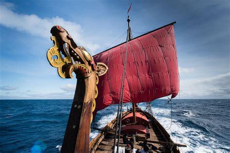 Draken Viking Warship Arrives In Plymouth July 17 News