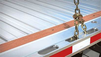 Chain Tie Securement Flatbed Trailers Downs Length
