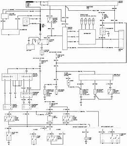 1982 Honda Accord Wiring Diagram