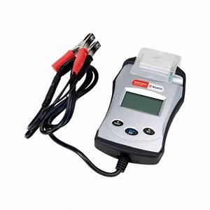 Testeur De Batterie Professionnel : testeur de batterie avec imprimante thermique pour professionnels w rth ~ Melissatoandfro.com Idées de Décoration