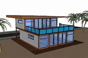 Container Haus Plan : you can order honomobo s prefab shipping container homes online ~ Eleganceandgraceweddings.com Haus und Dekorationen