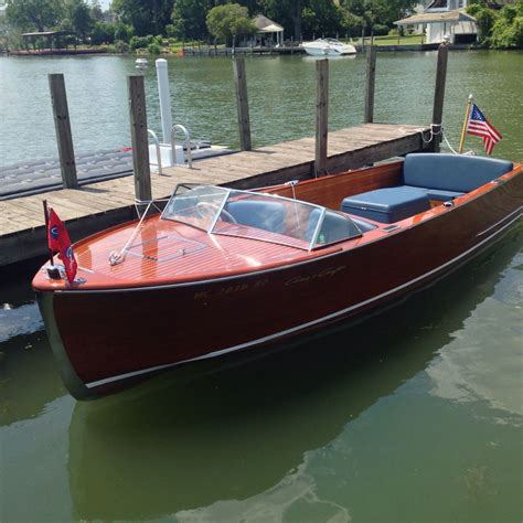 Chris Craft Boats For Sale by Chris Craft Ladyben Classic Wooden Boats For Sale