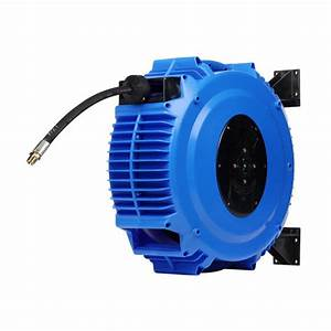 Professional Auto Rewind Hose Reel For Oil Transfer