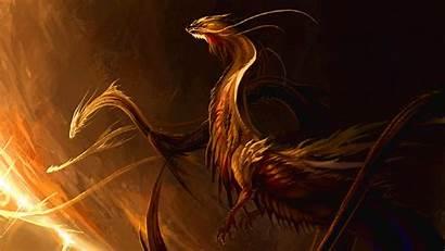 Dragon Dark Wallpapers Fantasy Japanese Background Dragons