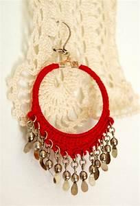 16 Cool Crochet Earring Patterns