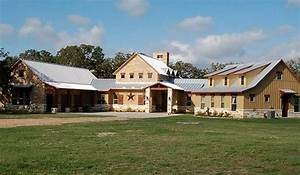 Burton - Hill Country Style - Rustic - Exterior - houston