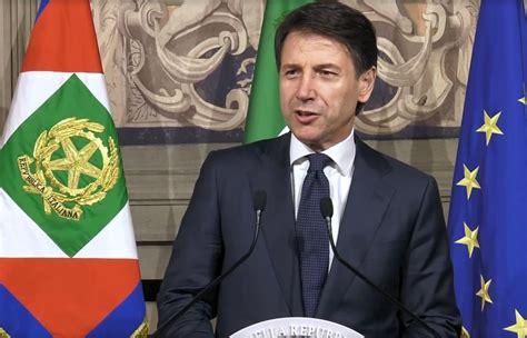 Chi è Il Presidente Consiglio Dei Ministri by Governo Chi 232 Giuseppe Conte Nuovo Presidente