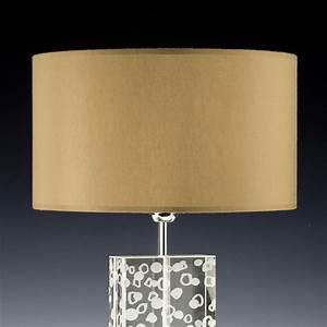 Lampenschirm 40 Cm : lampenschirm gold rund 40 x 20 cm wildseide online shop direkt vom hersteller ~ Pilothousefishingboats.com Haus und Dekorationen