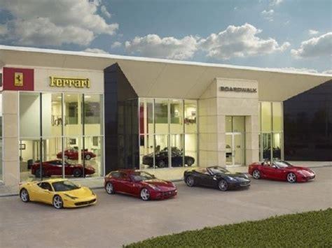 Boardwalk Ferrari Maserati Of Plano