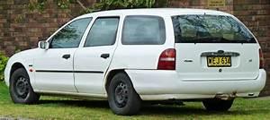 Ford Mondeo 1998 : file 1996 1998 ford mondeo hc lx station wagon wikimedia commons ~ Medecine-chirurgie-esthetiques.com Avis de Voitures
