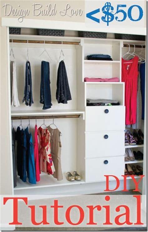 101 best images about diy closet organization on