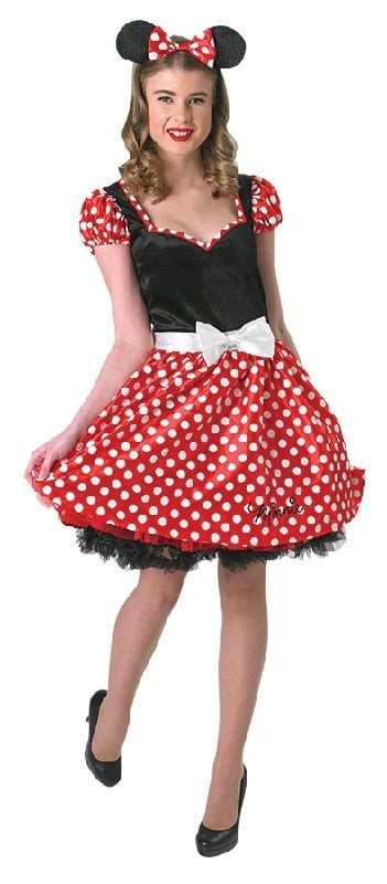 Minnie Mouse Womens Costume - Fancy That