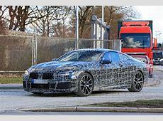 Spyshots 2019 BMW 8 Series Prototype Has Production LED