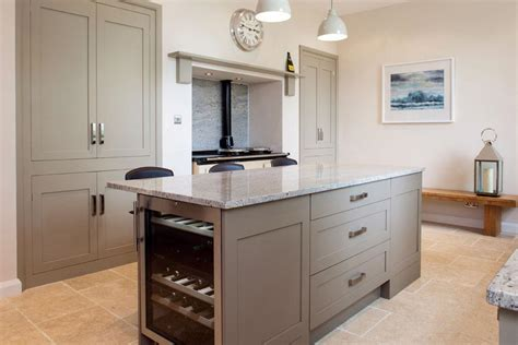 kitchen islands for small kitchens easingwold kitchen design from treske
