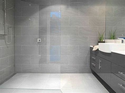 bathroom tile ideas grey 40 modern gray bathroom tiles ideas and pictures in 2019