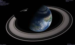 What if Earth really did have rings?