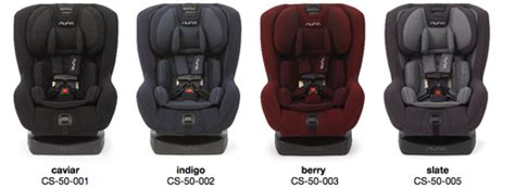 nuna rava convertible car seat     depth