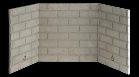 superiorfmi traditional stacked fiber brick liner kit