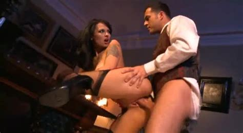 Totally Hot Euro French Maid Fucked By Big Cock Uniform Porn