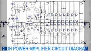 Component  Power Amplifier Design Youtube Class D