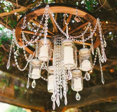 Jar Candle Chandelier by 12 Hanging Candle Chandeliers You Can Buy Or Diy