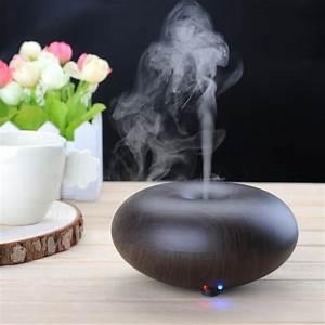 Humidificateur D Air Maison : nouveau humidificateur ultrasonique diffuseur aroma ~ Premium-room.com Idées de Décoration