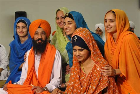What Is The Marriage Ceremony For Sikhs?