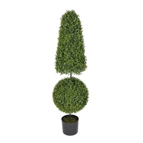 Ball And Cone Topiary